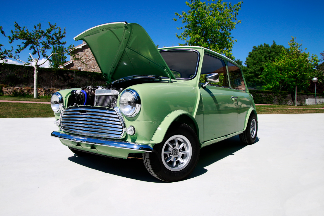 Restomod® Classic The Mini Evolution - Miniecoboost, Mini Ecoboost